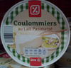 Coulommiers (23 % MG) au Lait Pasteurisé - Product