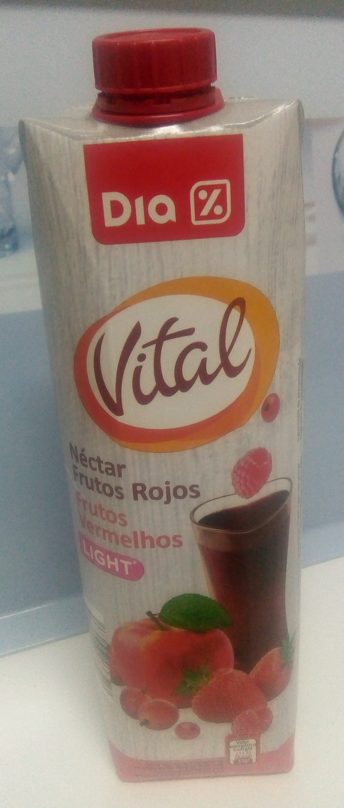 Jus De Fruit Frutos Rojos - Product