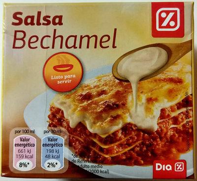 Salsa Bechamel - Producto