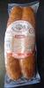 Saucisses de Montbéliard fumées et cuites Dia - Product