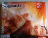Croissants pur beurre surgelés - Produit
