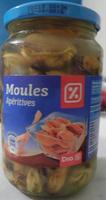 Moules apéritives - Product - fr