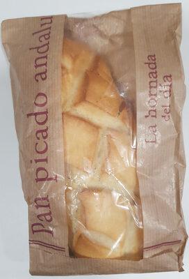 Pan picado andaluz