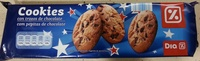 "Galletas cookies ""Dia"" - Produit"