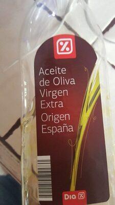 Aceite de oliva Virgen extra Dia - Produit - es
