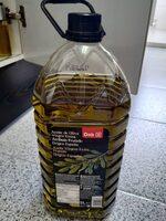 Aceite de Oliva Virgen Extra. Atributo Frutado. Origen España - Produit - es
