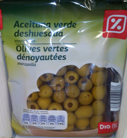 Olives vertes dénoyautées - Producte - fr