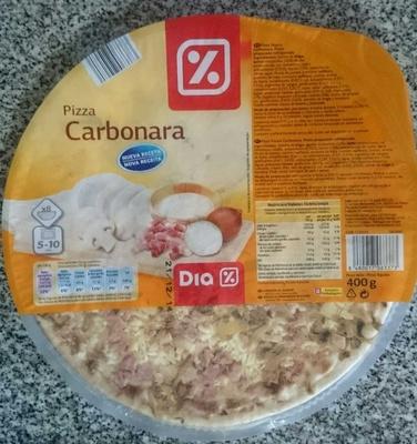 Pizza carbonara dia - Product - pt