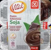 Vital soja chocolate - Produit