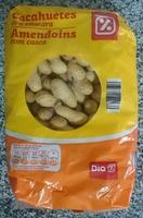 Amendoins com casca - Product