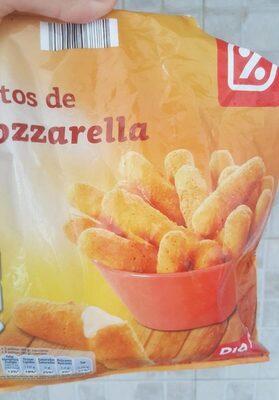 Palitos de Mozzarella - Prodotto - es