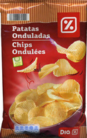 Patatas fritas onduladas - Product