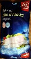 Filets de Colin d'Alaska congelés - Product - fr