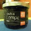 Oeufs de Lompe Noir - Produit