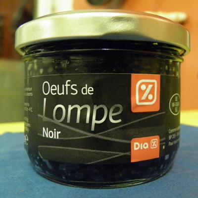 Oeufs de Lompe Noir - Product
