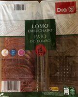 Lomo Embuchado - Producte - es