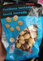 Avellana tostada - Product - es