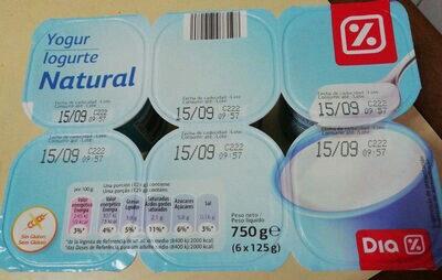 Yogur Natural - Producto - es