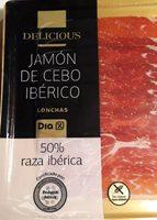 Jamon de cebo iberico - Producto