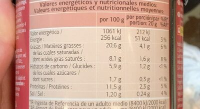 Paté de Hígado de Cerdo - 19