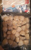 Almejas del pacífico con concha - Prodotto - es