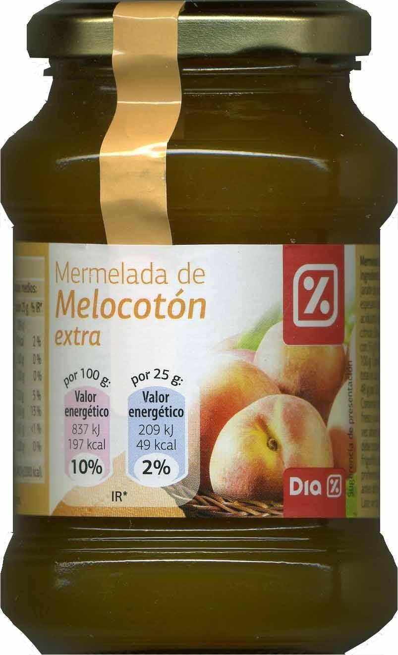 Mermelada de melocotón extra dia - Produit
