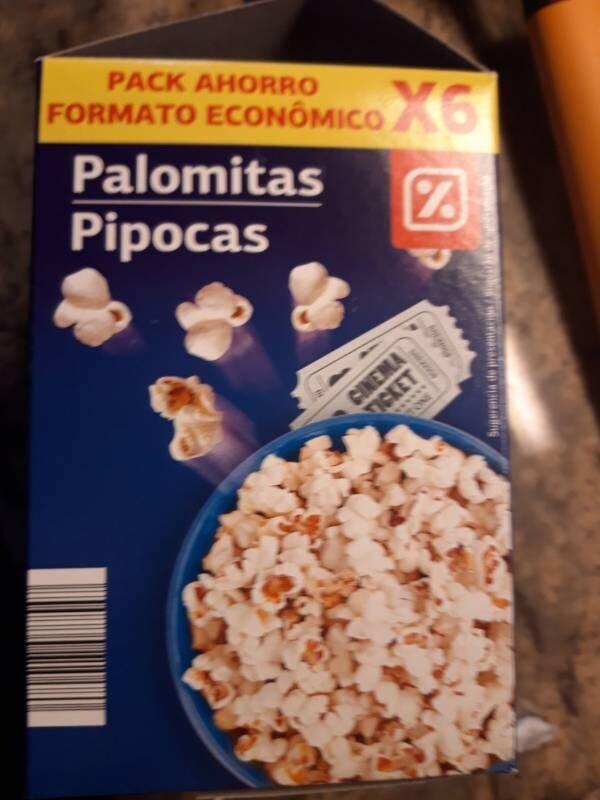 Palomitas para microondas - Producto