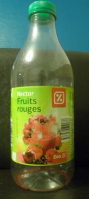 Nectar de fruits rouges Dia - Produit - fr