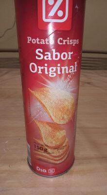 potato crisps - Prodotto - es
