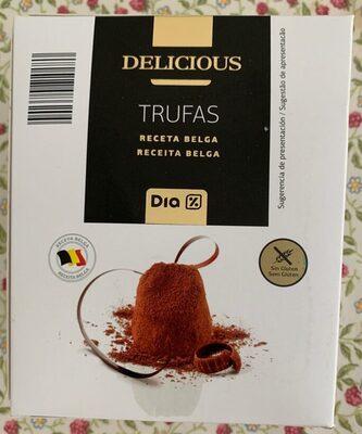 Trufas al cacao - Product