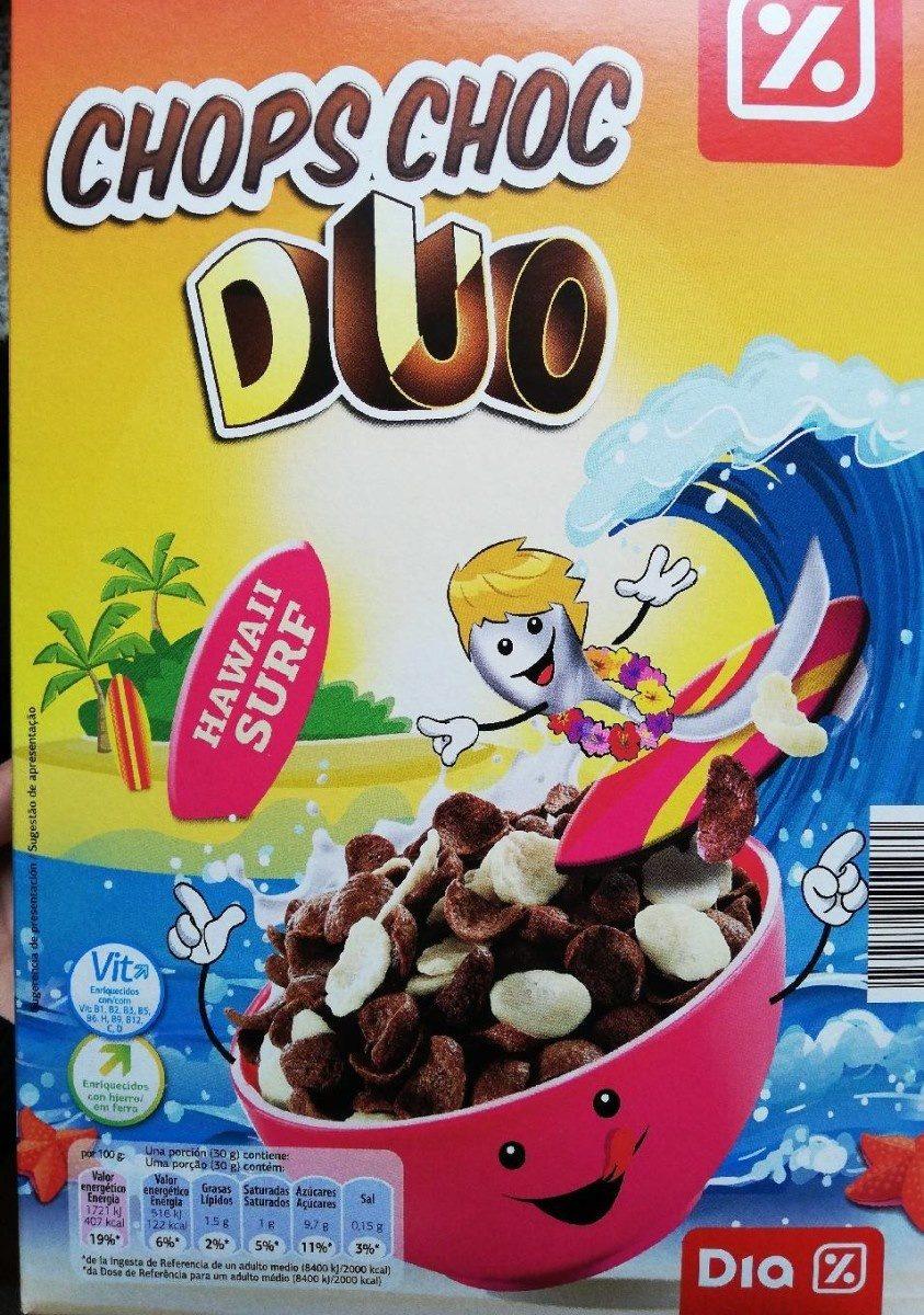 Chopschoc duo - Produit