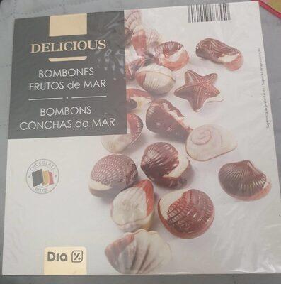 Bombones frutos de mar - Produit - es