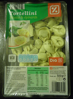 Tortellini Ricotte & épinards - Product