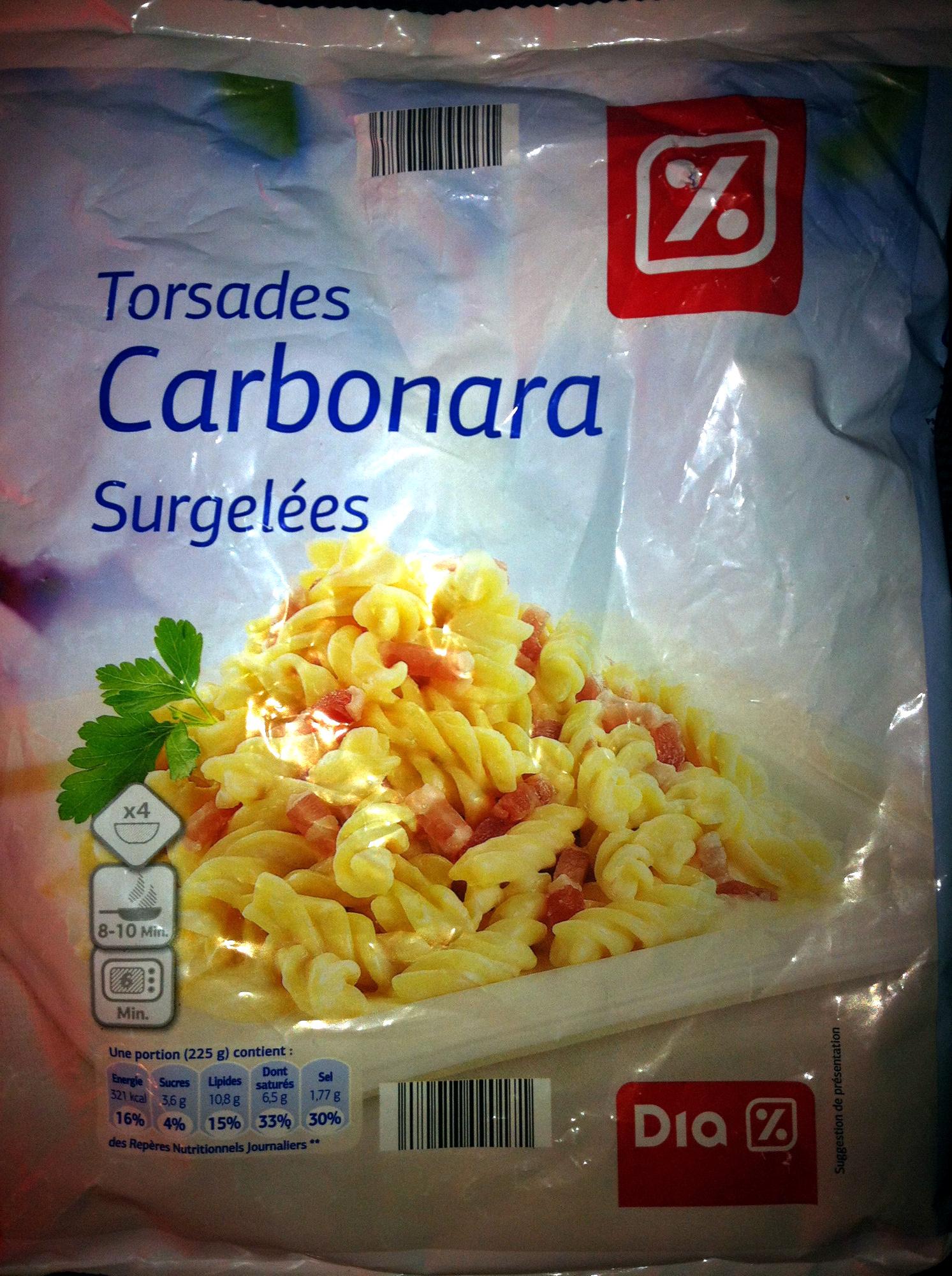 Volantinas Parmesanas - Produkt - fr