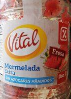 Mermelada extra sin azúcares añadidos - Producto - es