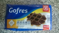 Gofres - Product