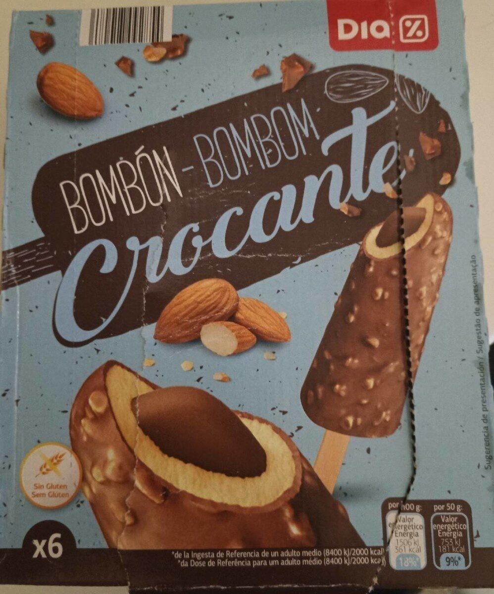 Bombón bombón Crocante - Produit - es
