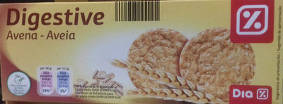 Galletas Digestive Avena - Product