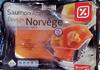 Saumon atlantique élevé en Norvège  4-6 tranches - Product