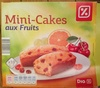 Mini-Cakes aux fruits - Product