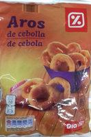 Aros de cebolla - Producto