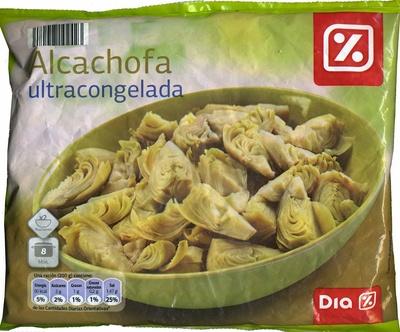 """Alcachofas troceadas congeladas """"Dia"""" - Producto"""