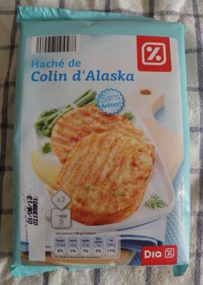 Haché de Colin d'Alaska - Product - fr