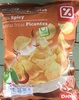 Chips spicy - Produit