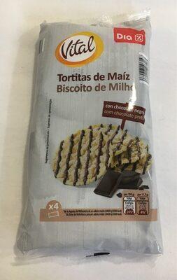 tortitas de maiz - Producte