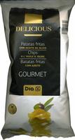 DELICIOUS Patatas fritas con aceite de oliva - Producto - es