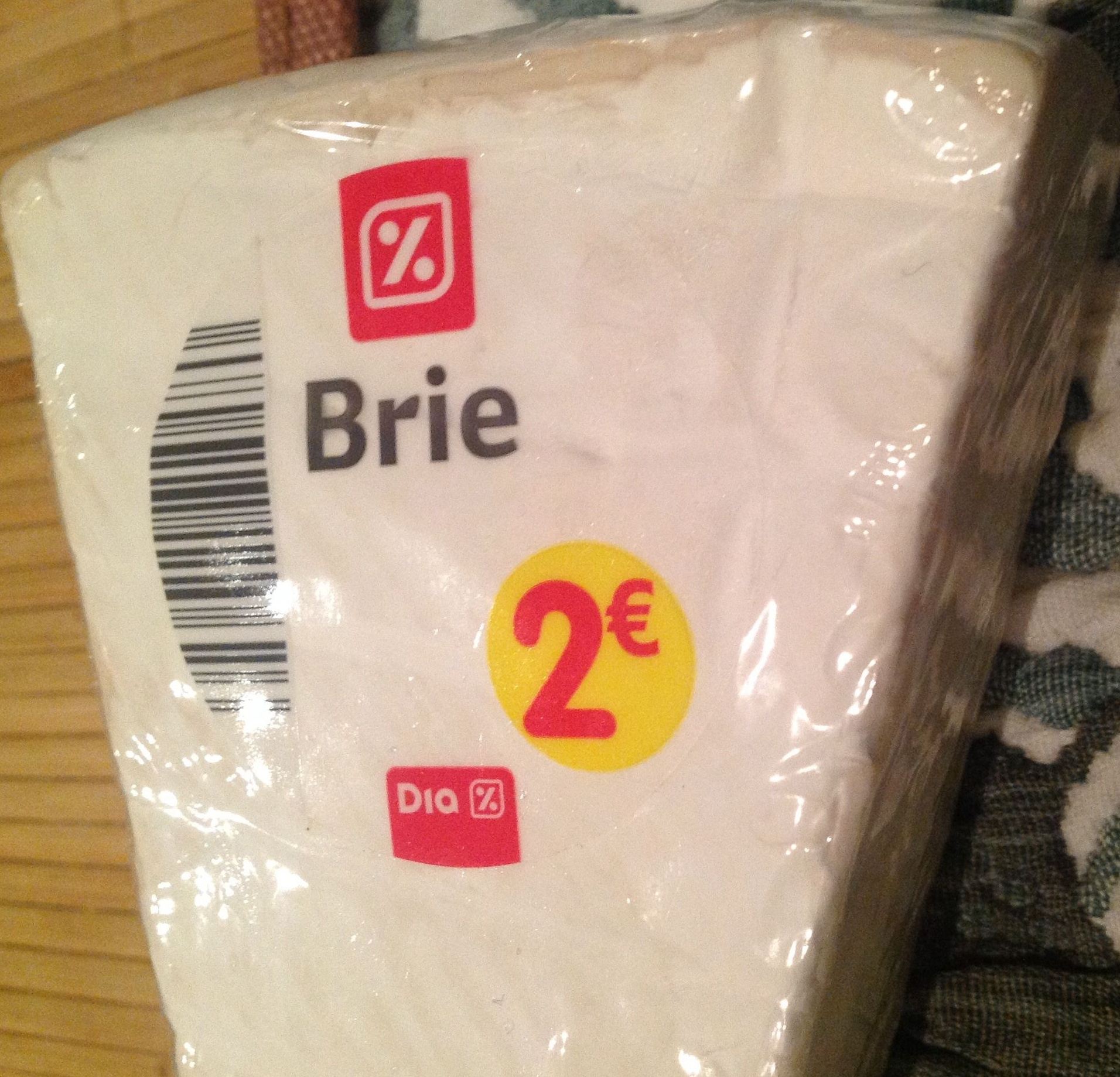 Brie (31% MG) - Product - fr