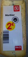 Morbier (30,6% MG) - Product - fr