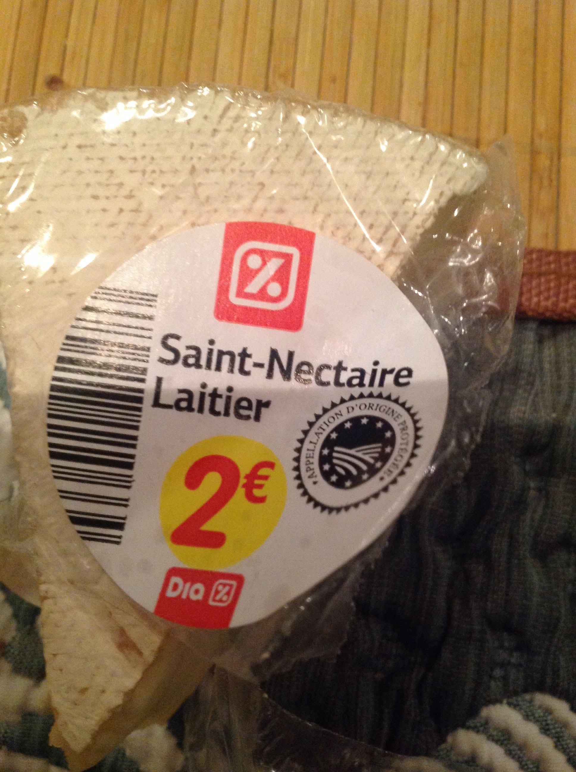 Saint-Nectaire Laitier AOP (27 % MG) - Product - fr