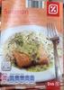 Saumon à l'oseille riz à la ciboulette - Product